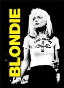 "Blondie ""Live"" Framed Print, Multi-Colour, 30 x 40 cm"