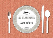 Art Deco: Placemat Pad