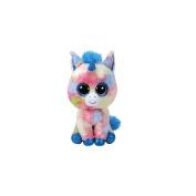 Ty 15cm Blitz the Unicorn Beanie Boos Plush Stuffed Animal