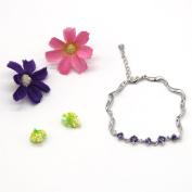 Zhichengbosi Women'S Hand Chain Charm Bracelet