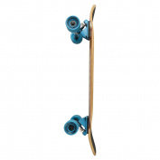 Osprey Unisex Single Kick Tail Complete Cruiser Skateboard