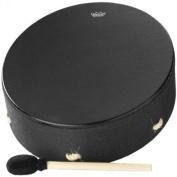 Buffalo Drum - Black Earth, 41cm