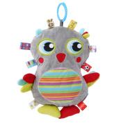 Lalang Clip on Pram Toys Cute Bird Baby Pushchair Car Crib Stroller Hanging Toys