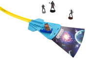 Hot Wheels Marvel Guardians of the Galaxy Rocket's Tailspin Takedown