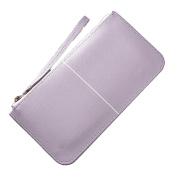 good01 Women Faux Leather Phone Bag Long Wallet Card Holder Zipper Purse Clutch