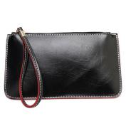 Womens Candy Colour Purse ID Card Phone Holder Bag Wallet Clutch Handbag