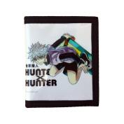 Hunter x Hunter PU Leather Wallet / Gon, Killua,Kurapika, Leorio,Hisoka, Chrollo Lucilfer