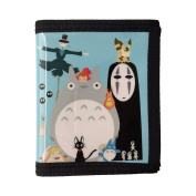 My Neighbour Totoro PU Leather Wallet / Totoro, No face man