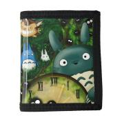 My Neighbour Totoro PU Leather Wallet / Totoro, Catbus