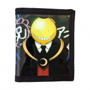 Assassination Classroom PU Leather Wallet / Koro-sensei, Assassins
