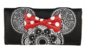 Loungefly X Disney Minnie Mandala Tri-Fold Wallet