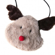 Xshuai Kids Gift Ideas for Baby Girls Christmas Deer Fashion Backpacks Cute Storage Bag Single Shoulder Bag