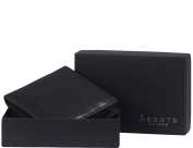 Assots 'ASHBY' Black RFID Protected Wallet