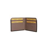 Eastern Counties Leather Mens Arlen Contrast Lining Wallet