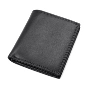 Genda 2Archer Leather Bifold Wallet Men Slim Card Holder Purse
