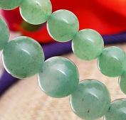 Ecloud Shop® 3X Strand Green Aventurine Gemstone Round Bead 4/6/8mm