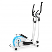 Klarfit Ellifit Elliptical Cross Trainer Range for Cardio Fitness Exercises (Integrated Heart Rate Monitor, 8 to 10-Step Adjustable Resistance, Training Computer) Various Styles/Colours