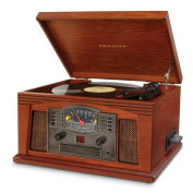 Crosley Electronics Lancaster Entertainment Centre with Bluetooth