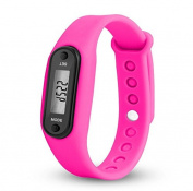Latest Children Fitbit Style Activity Tracker -Kids Pedometer Step Counter Watch bracelet