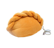Zero Calorie Pasty Coin Purse with Key ring plush cute Christmas gift Valentine Stockings Filler