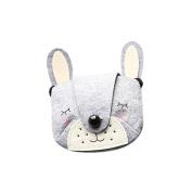 Fashion Mini Coin Purse,Xshuai Cute Cotton Backpacks Animal Print Storage Bag Single Shoulder Bag Gift for Baby Kids Girls