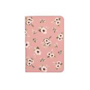 Tianfuheng Womens Girls Fresh Flower Animal Passport Covers Credit Card Holder Wallet Bag