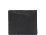 'BENNETT' - Black RFID Wallet