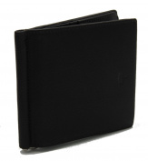 LandLeder Unisex Adult 960Money Clip Modell 2 schwarz Maße ca 10 x 10 cm
