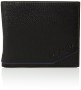 Ted Baker mens Coloured Leather Coin Wallet Wallet