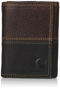 Carhartt mens Rugged Trifold Rugged Trifold Tri-Fold Wallet
