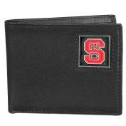 NCAA North Carolina State Wolfpack Leather Bi-fold Wallet