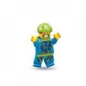 LEGO Series 10 Skydiver Mini Figure