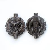 DIY / ebony / ebony / handicrafts / accessories / carving Panlong