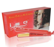Iso Professional Spectrum Pro Straightener RED by ISO Beauty
