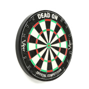 GLD Products Dead-On Bristle Dart Board