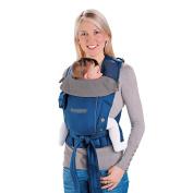 Hoppediz Bondolino Poplin Baby Carrier for Front and Rucksack Carrying