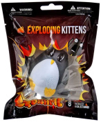 Exploding Kittens SquishMe Adorable Penguin Squeeze Toy