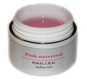 'Construction Gel for False Nails Pink Universal 3X EU 40 ml