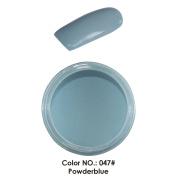 C & I Dipping Powder Colour No.047 Powderblue Blue Colour System