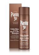 Plantur 39 Phyto Caffeine Shampoo – 250 ml – colour Brown Menopausalen Hair Loss for Deeper Brown each,