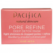 Pore Refine Deep Detox Mask, 45ml (42.5 g) - Pacifica - UK Seller