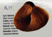 Salerm salermvison 70 ml, Colour 8.77