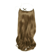 RH Excellence Hair Extension to fit easy fit dark ash blond N ° 8