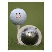 Tin Cup Golf Ball Custom Marker Alignment Tool - Groovy