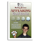 Appearing Golf Balls (Sponge) by Matthew Reesman