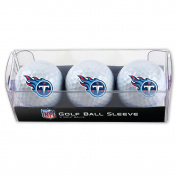 Tennessee Titans Golf Balls - 3 pc sleeve