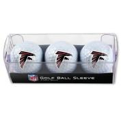 Atlanta Falcons Golf Balls - 3 pc sleeve