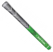 NEW 13 Golf Pride New Decade Multi Compound MCC Plus4 Green/Black Grips