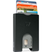 Walter Wallet Very Slim Credit Card Money Clip Pocket Wallet Holds Up To 7 Cards Plus Bank Notes