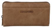 Brown Bear Women's Wallet Brown 02 Braun Hazelnut Vintage 0